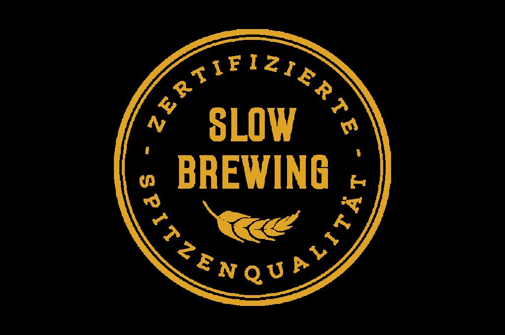 Slow Brewing - Zertifizierte Spitzenqualität